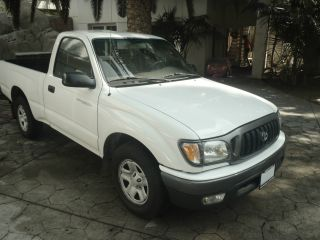 2002 Toyota Tacoma Dlx Standard Cab Pickup 2 - Door 2.  4l photo