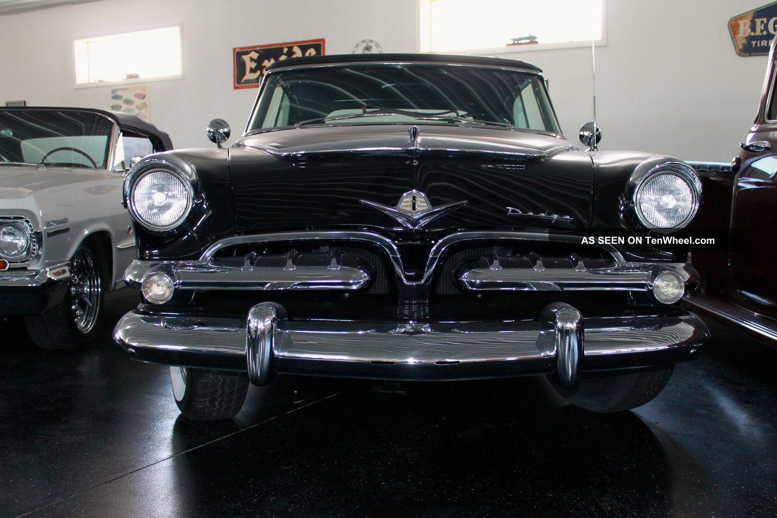 1955 dodge royal lancer convertible cream black fvr cars - Filename 1955_dodge_custom_royal_lancer_convertible_1_lgw Jpg