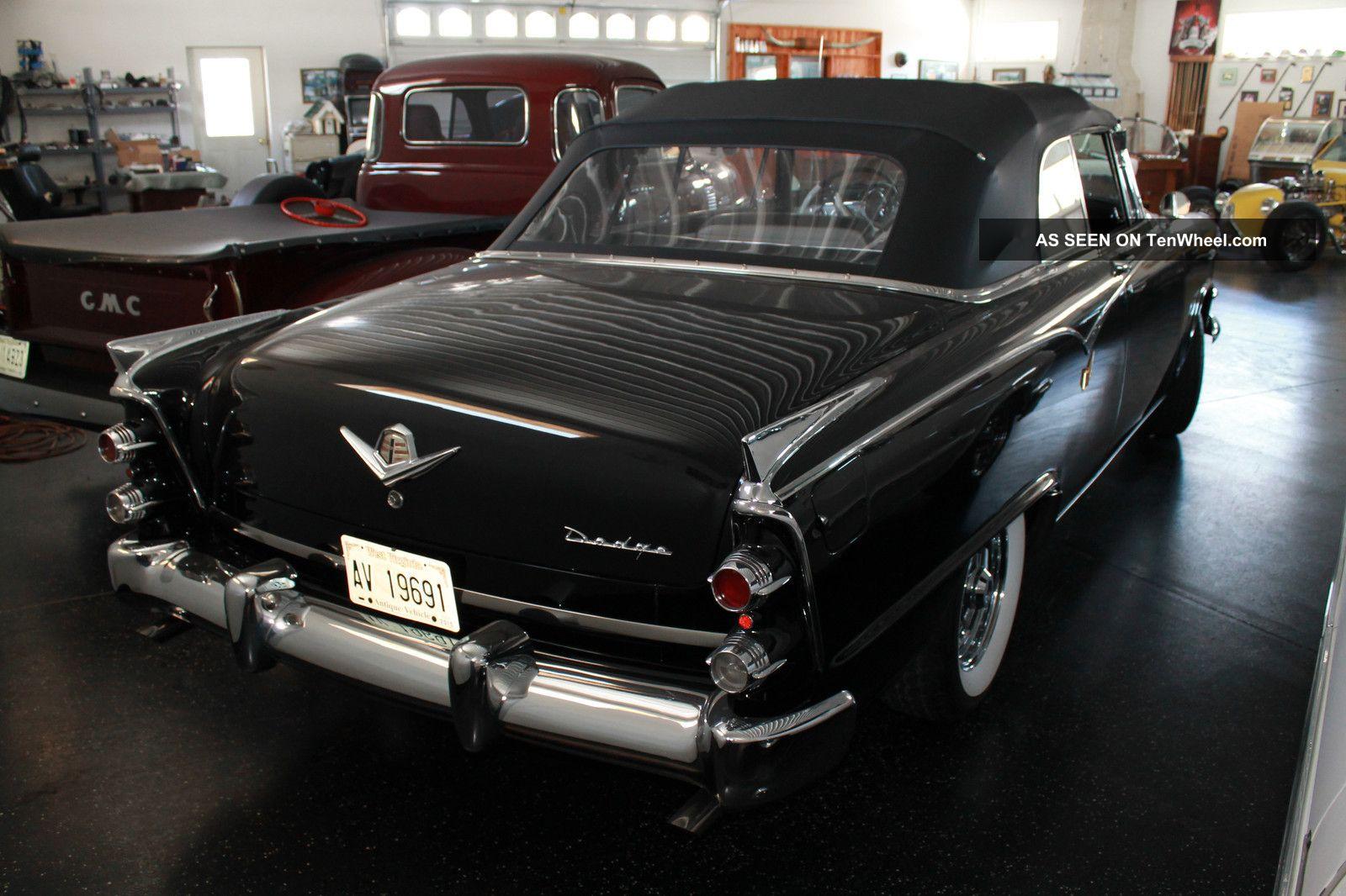 1955 dodge royal lancer convertible cream black fvr cars - Filename 1955_dodge_custom_royal_lancer_convertible_4_lgw Jpg