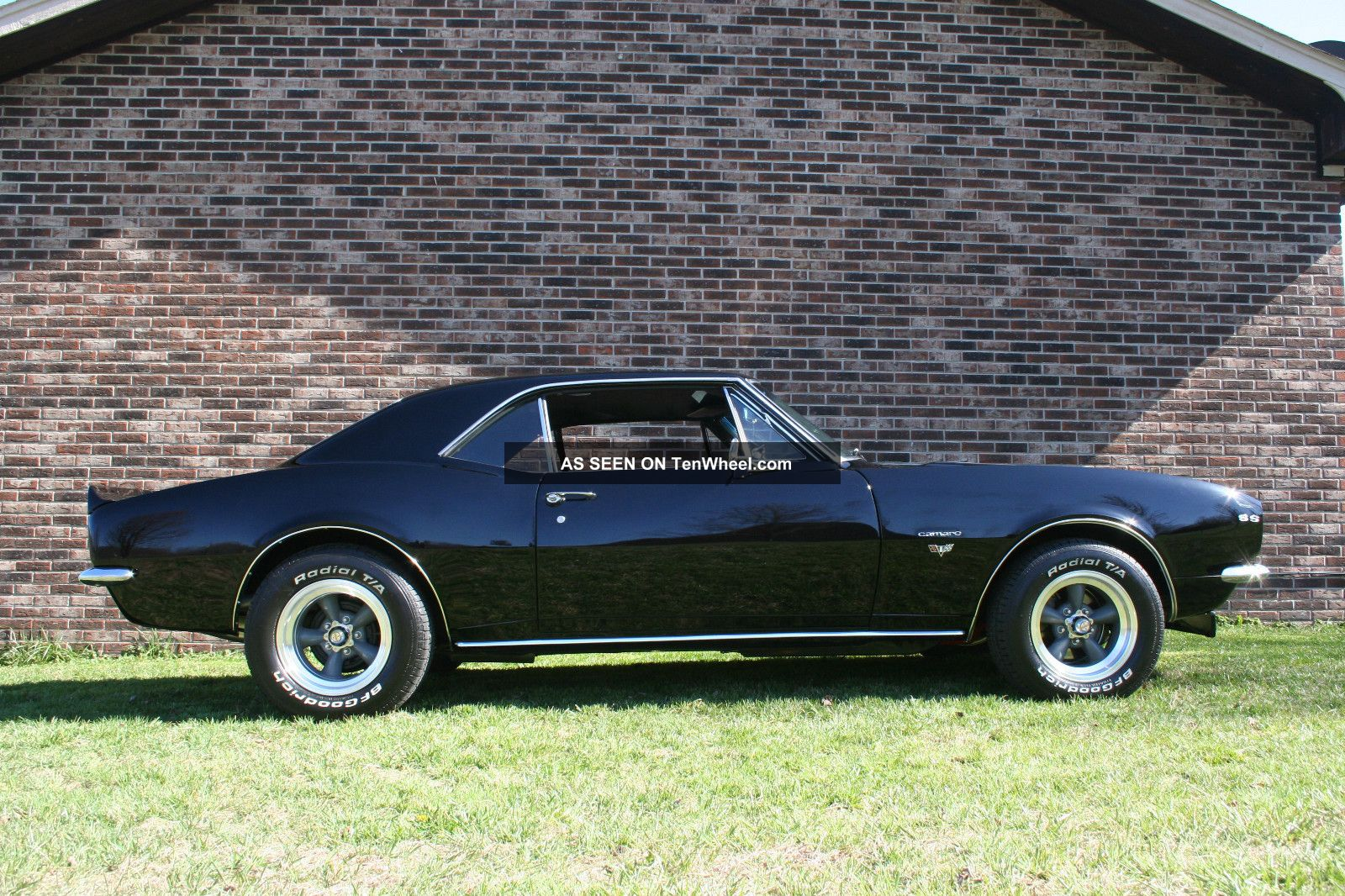 1967 Camaro 4 Speed Frame Up Restoration