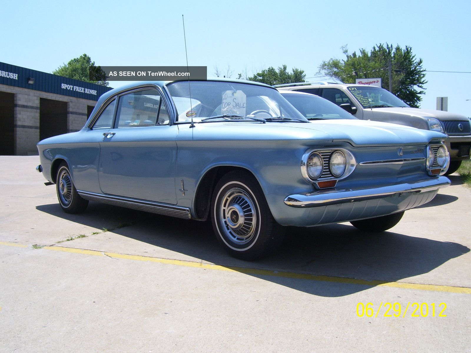 1963 Chevy Corvair Monza 900 Series Corvair photo