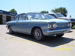 1963 Chevy Corvair Monza 900 Series photo