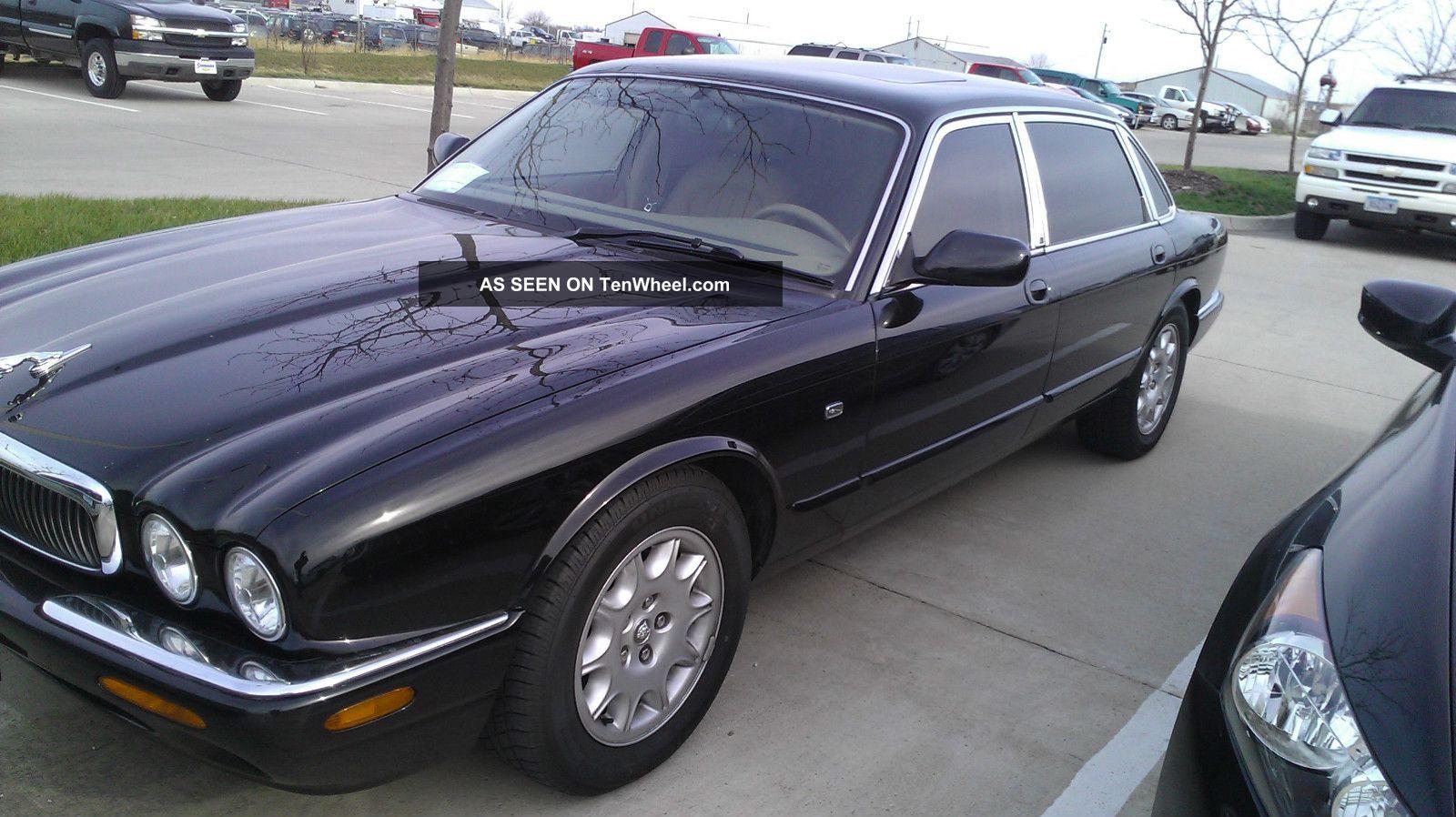 1998 jaguar xj8 l sedan 4 door 4 0l. Black Bedroom Furniture Sets. Home Design Ideas