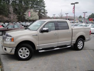 2008 Lincoln Mark Lt 4wd Crew Cab Pickup 4 - Door 5.  4l 2nd Owner Local Trade In photo