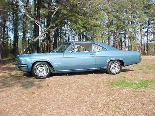 1966 Chevy Impala Ss photo