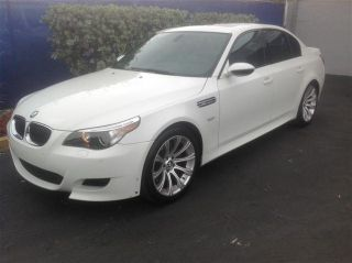 2006 Bmw M5 Base Sedan 4 - Door 5.  0l - $9,  900.  00 photo