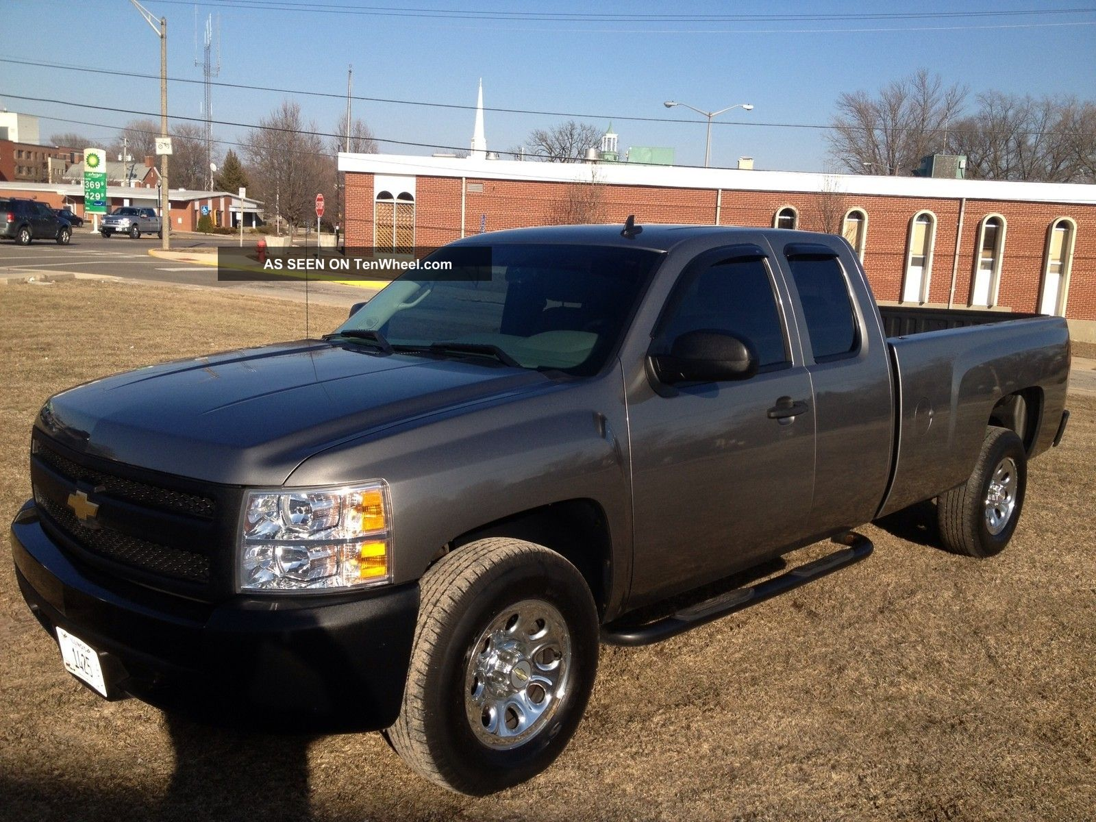2008 chevrolet silverado 1500 wt extended cab pickup 4 door 5 3l. Black Bedroom Furniture Sets. Home Design Ideas