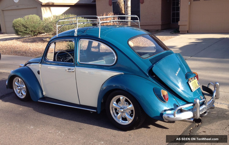 vw beetle california style