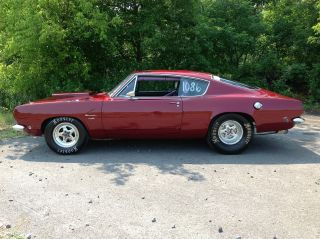 1968 Plymouth Barracuda Fast Back photo