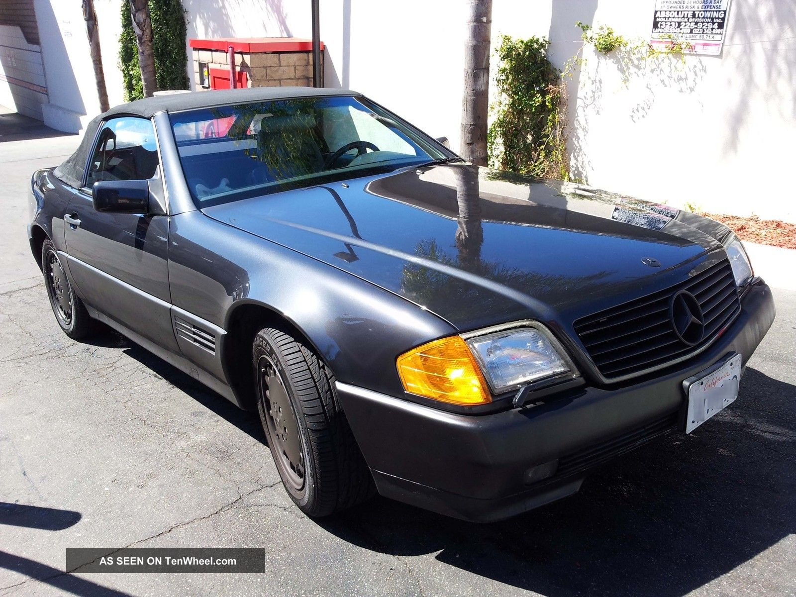 1994 Mercedes Benz Sl320 Convertible Sl 320