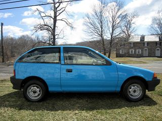 1991 Geo Metro 3cylinder Stick Shift With photo