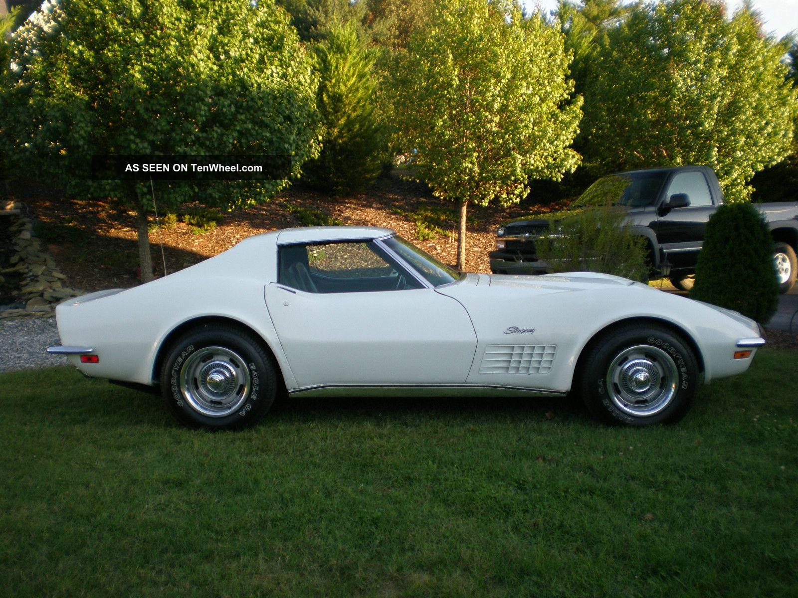 1970 Chevrolet Corvette Stingray Corvette photo