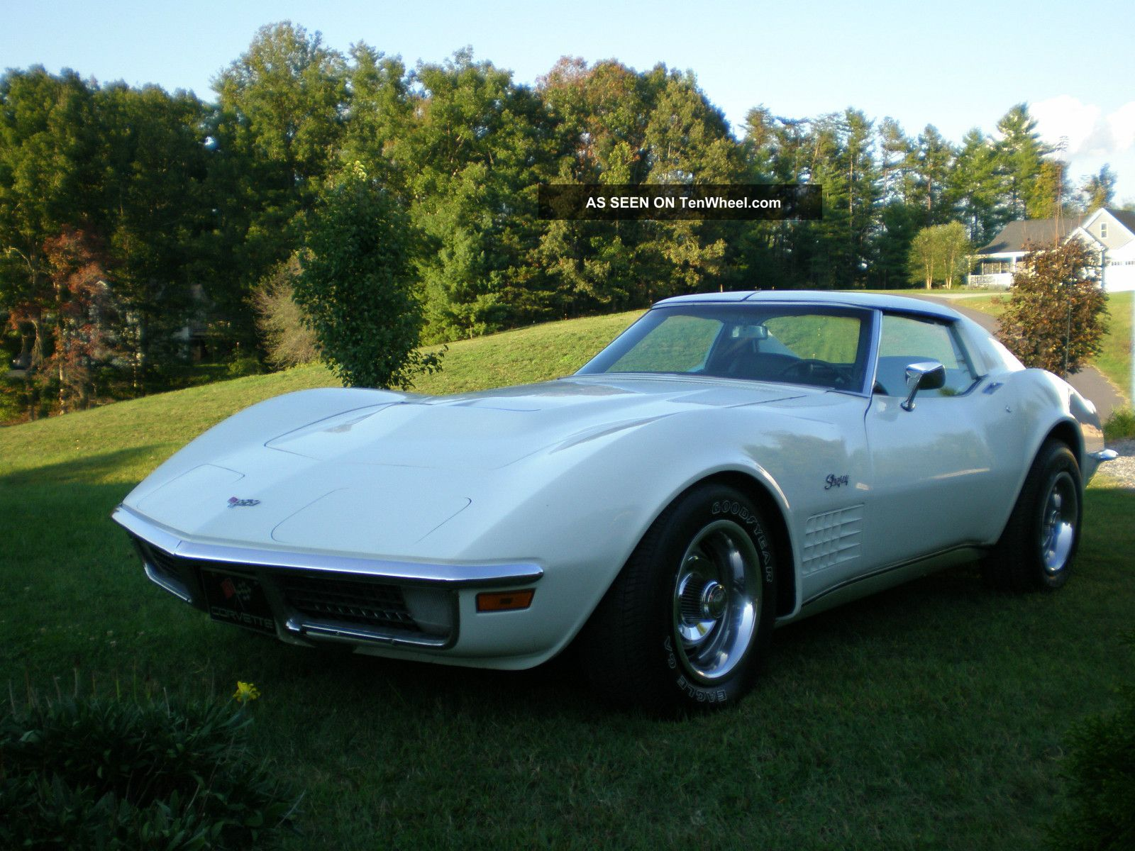 1970 chevrolet corvette stingray corvette photo 3. Cars Review. Best American Auto & Cars Review