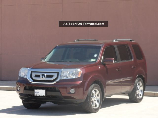 2009 honda pilot touring 4wd with dvd very. Black Bedroom Furniture Sets. Home Design Ideas