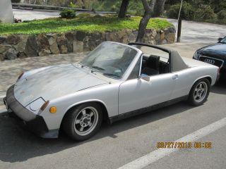 1976 Porsche 914 2.  0 California Survivor photo