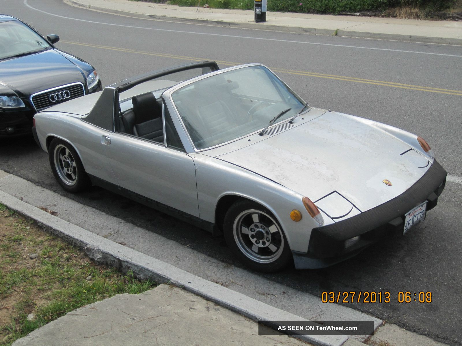 1976 porsche 914 2 0 california survivor. Black Bedroom Furniture Sets. Home Design Ideas