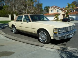 Classic 1976 Cadillac Seville photo