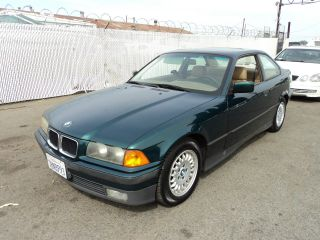 1994 Bmw 325is Base Coupe 2 - Door 2.  5l, photo