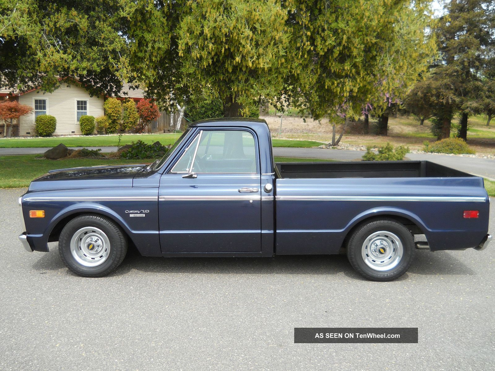 1969 chevy short bed fleetside autos post