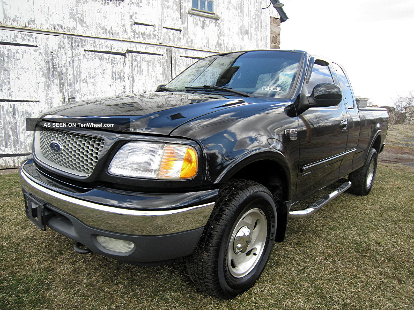 1999 ford f 150 xlt crew cab with 4x4 and. Black Bedroom Furniture Sets. Home Design Ideas