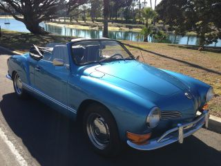 1971 Volkswagen Karmann Ghia Convertible photo