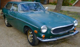 1972 Volvo P1800es,  Vin 1836353 - 001955 photo