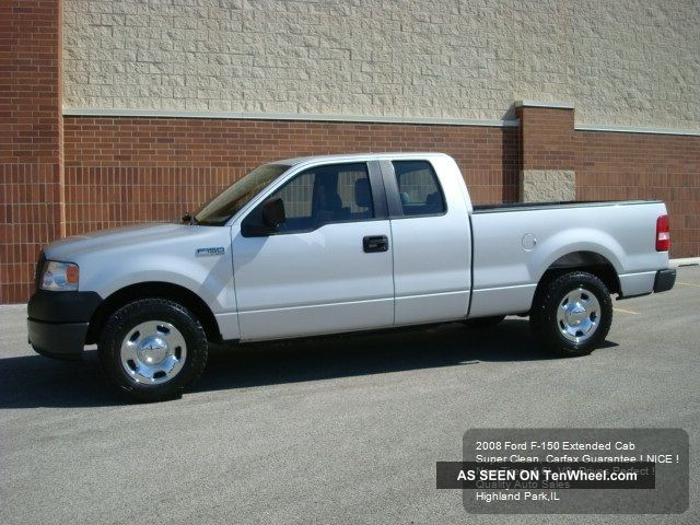 2008 ford f 150 f150 extended cab 4 6l auto a c was 25190 f 150. Black Bedroom Furniture Sets. Home Design Ideas