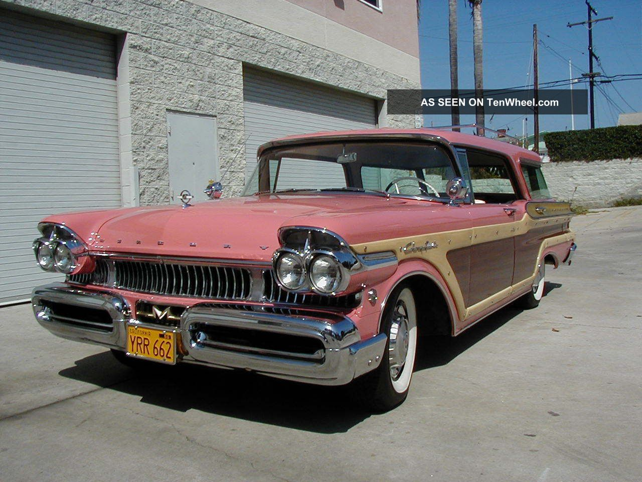 1957 Ford / Mercury Colony Park Station Wagon, ,  Rare Other photo