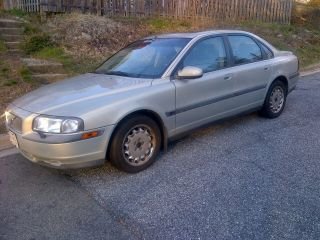 1999 Volvo S80 2.  9 Sedan 4 - Door 2.  9l Mechanic ' S Special / Not Running photo