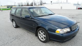 1998 Volvo V70 Wagon Only 123k Power And Orignal Now photo