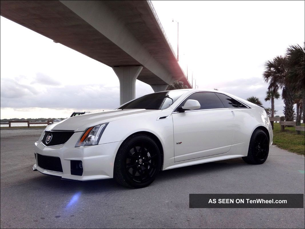 cadillac conformable features sign chrome front custom beautiful a coupe cts was this using given caddy gold digital avery graphics wrap