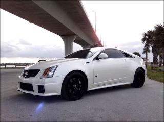2011 Custom Cadillac Cts - V Coupe - - 680 Horsepower Ctsv photo