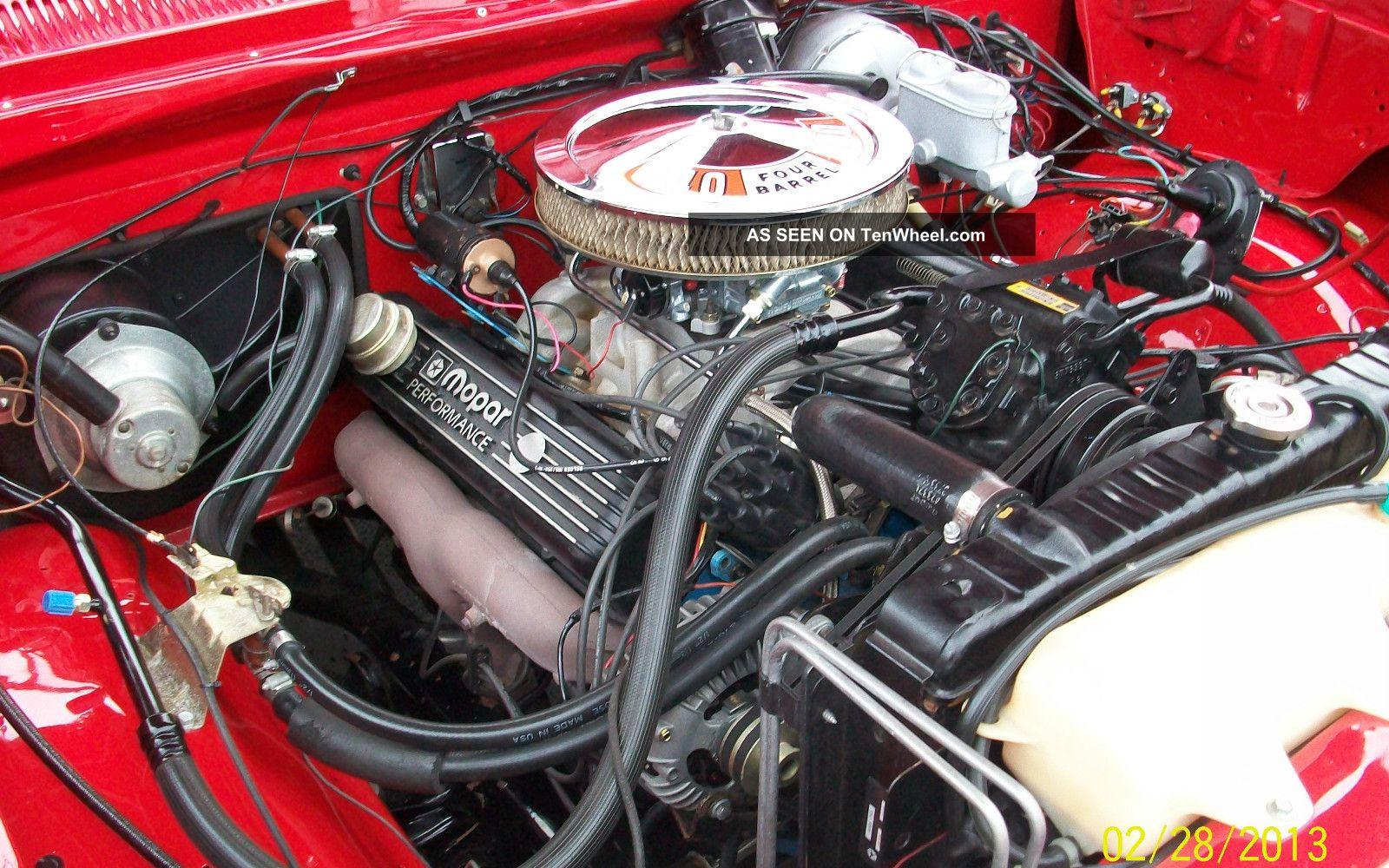 1979 Dodge D300 Adventurer Se Club Cab Dually 440 Big