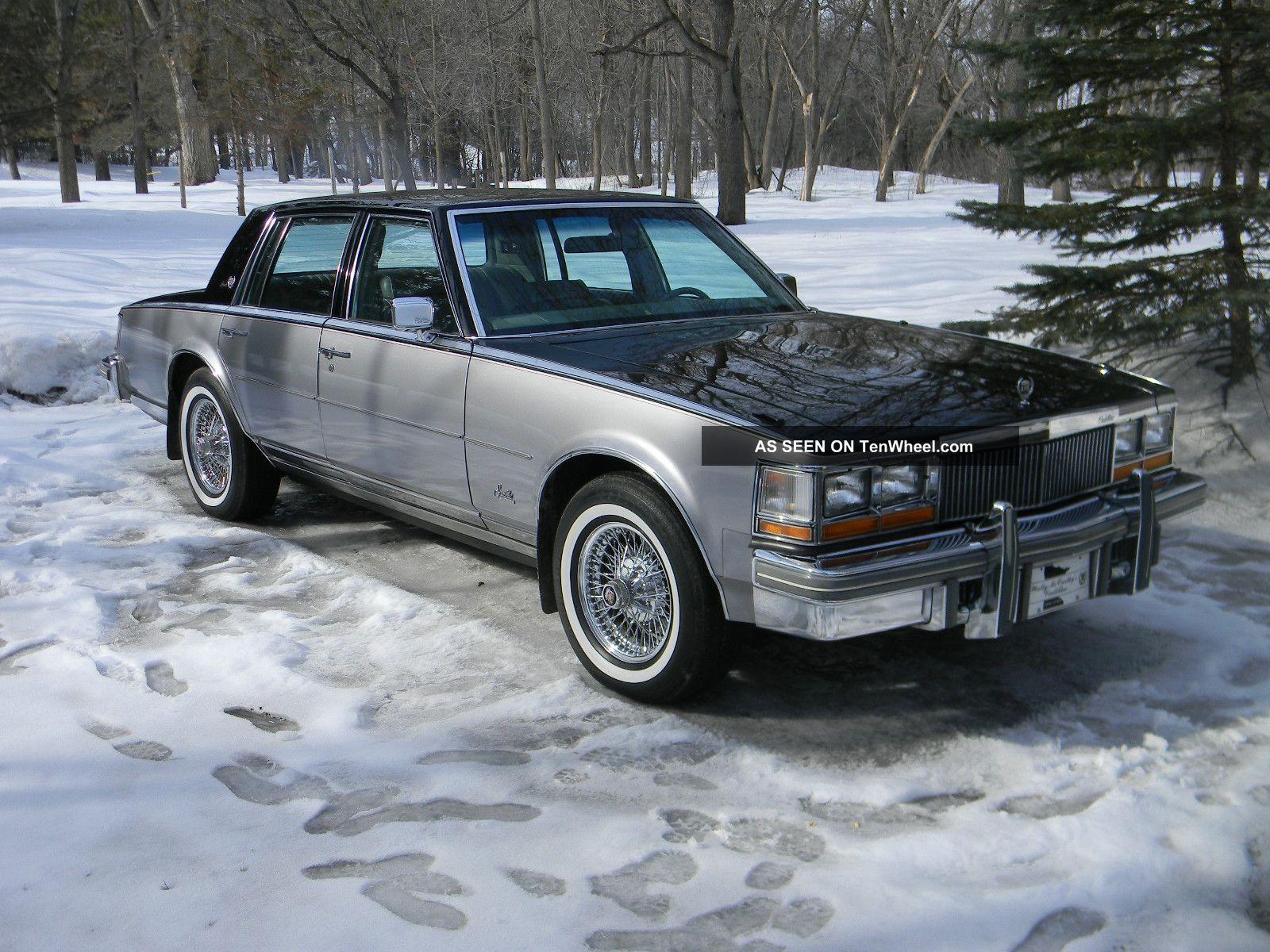 1979 Cadillac Seville Elagante Diesel