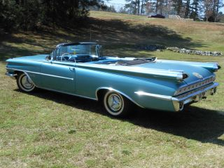 1959 Oldsmobile 88 Convertible photo