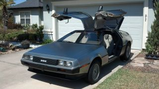 Delorean - 1981 - Stainless Steel photo