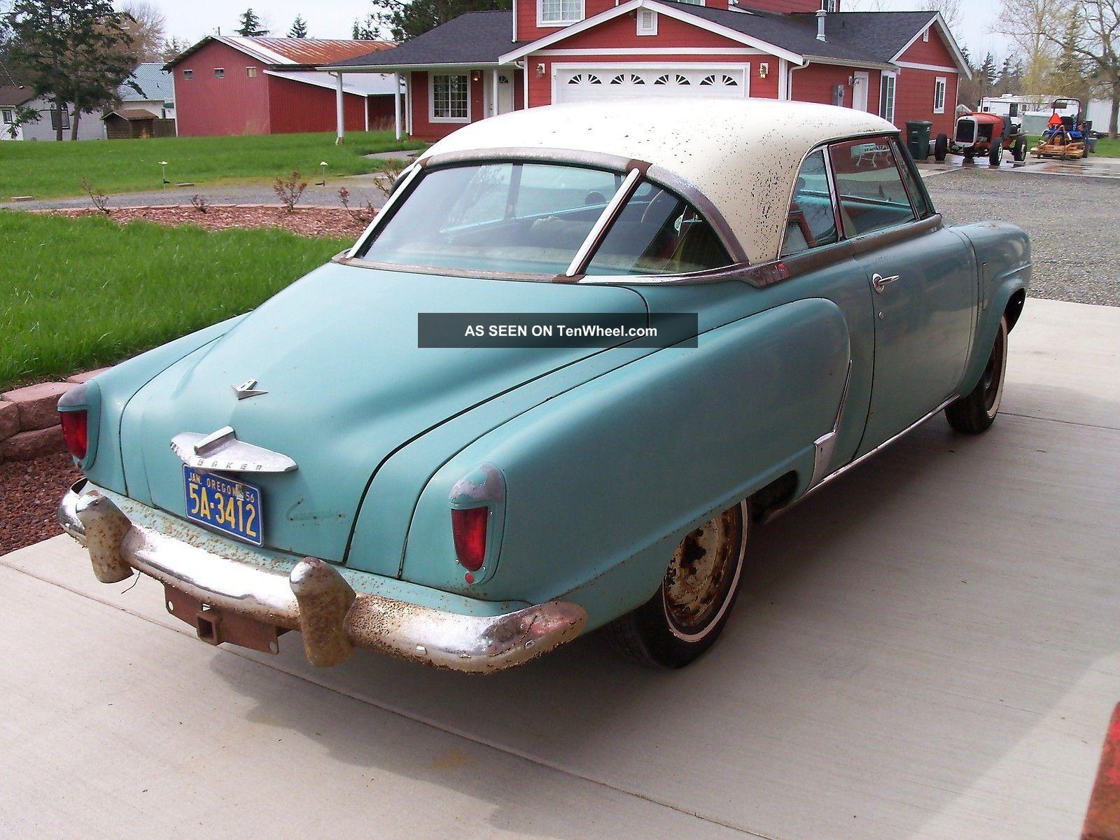 1952 studebaker commander starliner hardtop for 1952 chevy 2 door hardtop