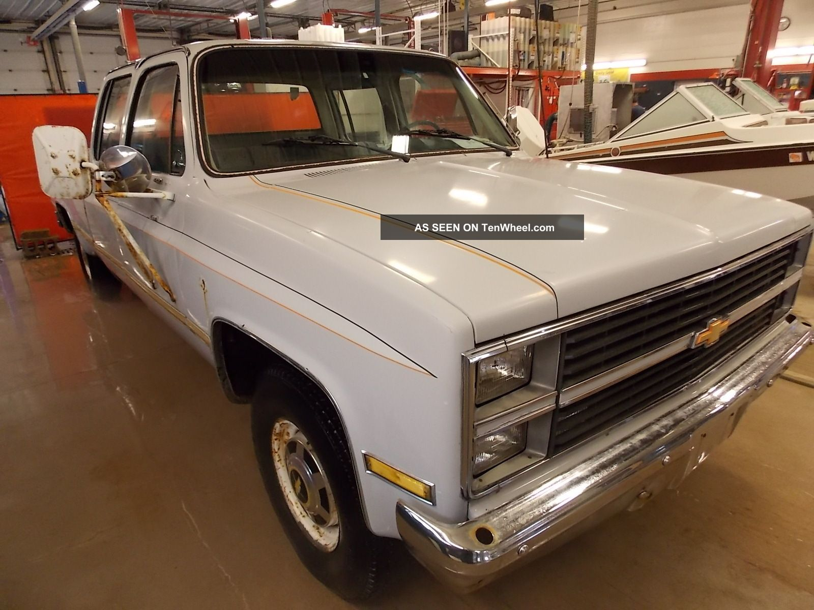 1984 Chevrolet Ck20 T172668 Other photo
