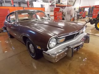 1977 Ford Maverick T160334 photo