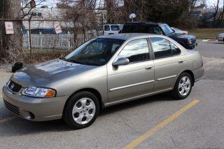 2003 Nissan Sentra Gxe Sedan 4 - Door 1.  8l photo