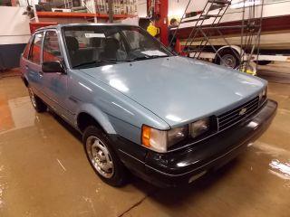 1988 Chevrolet Nova T032382 photo
