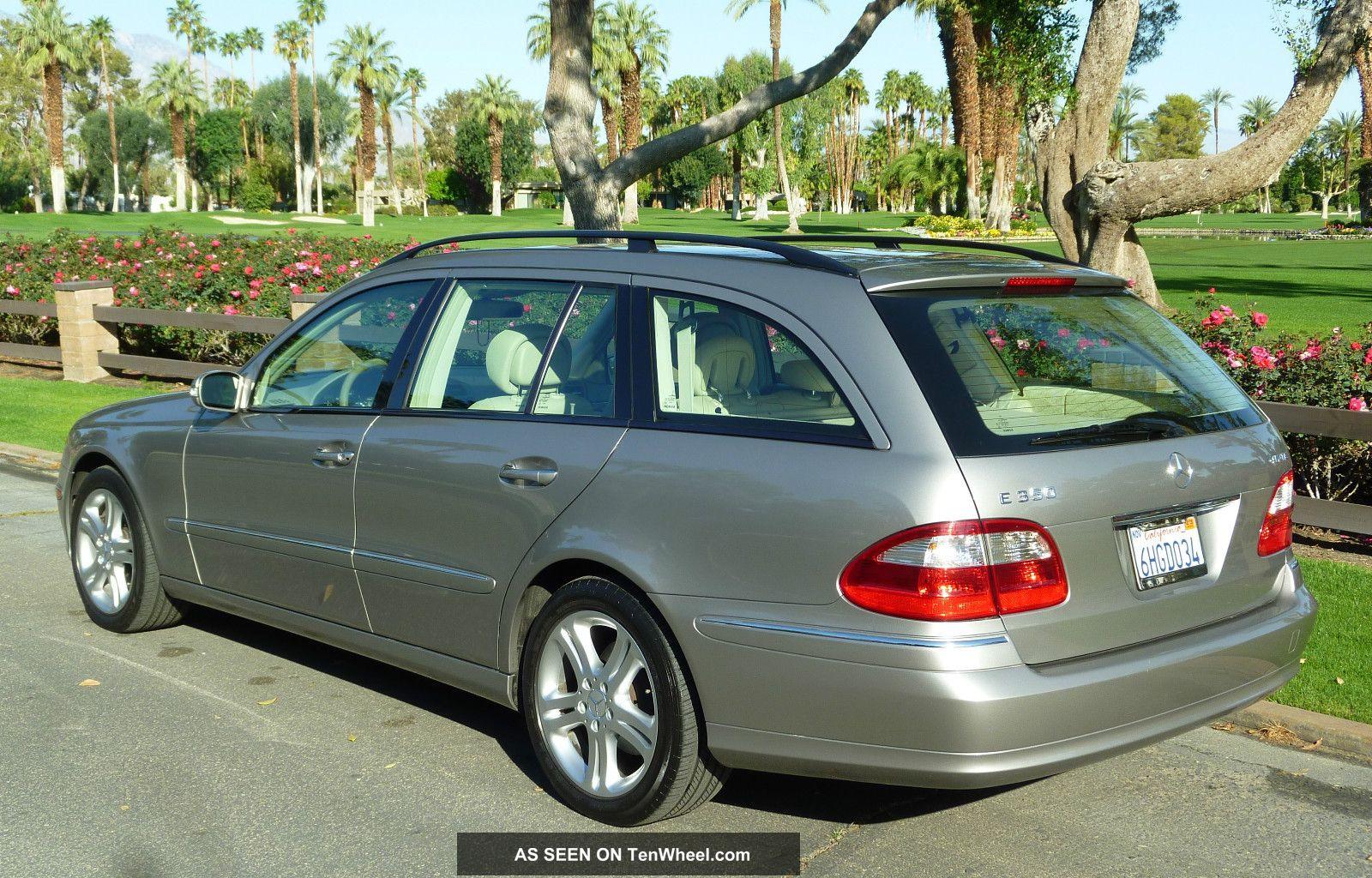 2006 mercedes benz e350 4matic wagon 4 door 3 5l for Mercedes benz e350 4matic wagon