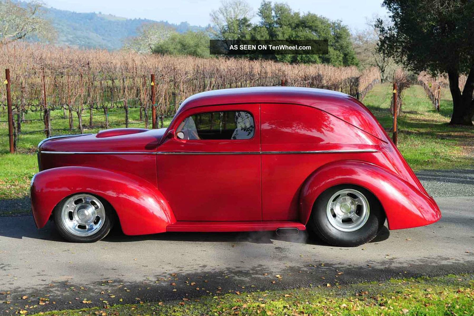 Bill Dodge Bmw >> Custom 1941 Willys Wagon All Steel 6. 1l Tpi Hemi 6sp Ac Ps 4wpdb Pw Ford Posi