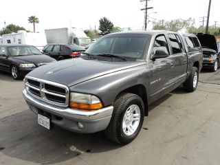 2001 Dodge Dakota Slt Crew Cab Pickup 4 - Door 3.  9l, photo