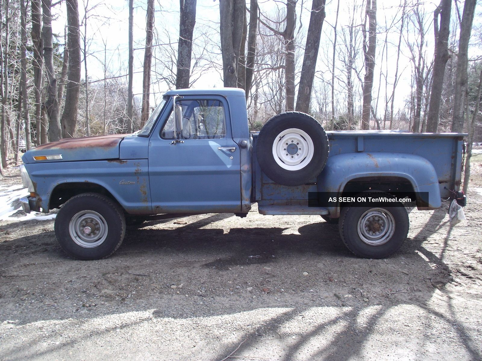 1970 F250 ford highboy for sale