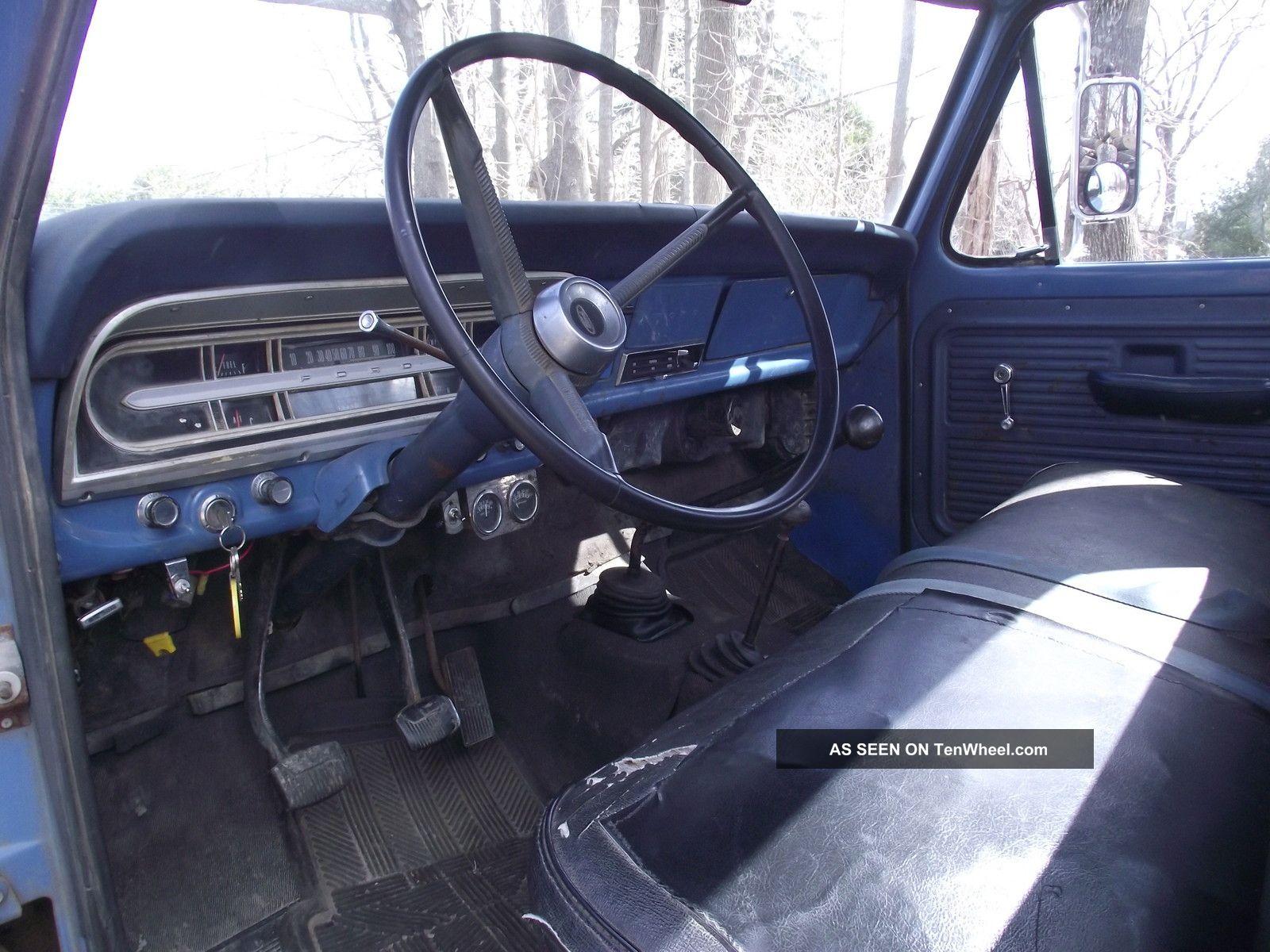Ford F Highboy Wd Lgw on 1970 Dodge 4 Door Truck