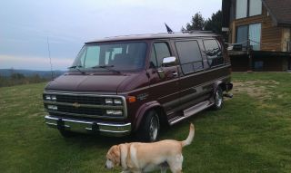 1994 Chevy Van photo
