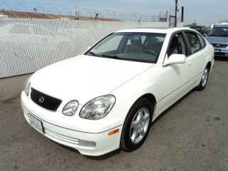 1998 Lexus Gs400 Base Sedan 4 - Door 4.  0l, photo
