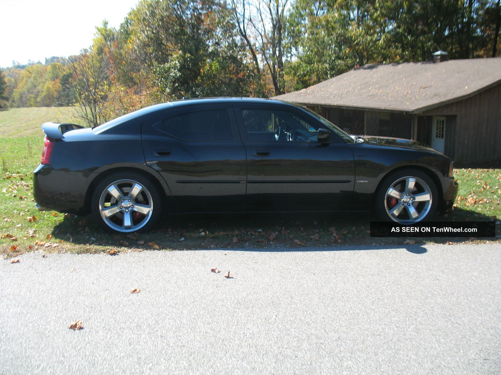 2006 dodge charger srt8 sedan 4 door 6 1l. Black Bedroom Furniture Sets. Home Design Ideas