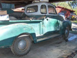 1954 / 1955 Chevy Truck,  Rare Factory Hydro Transmission,  5 Window,  Swb photo
